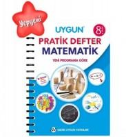 UYGUN – Pratik Defter – Matematik 8. Sınıf