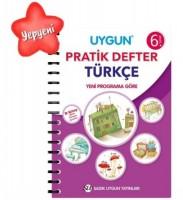 UYGUN – Pratik Defter – Türkçe 6. Sınıf