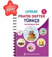 UYGUN – Pratik Defter – Türkçe 8. Sınıf