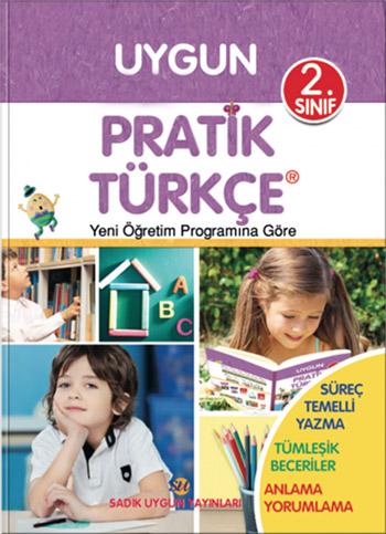 Uygun – Pratik Türkçe Kitabı – 2. Sınıf