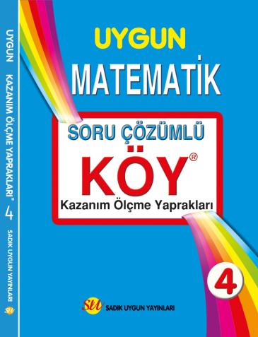 KÖY Matematik 4. Sınıf
