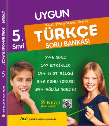 Türkçe Soru Bankası 5. Sınıf