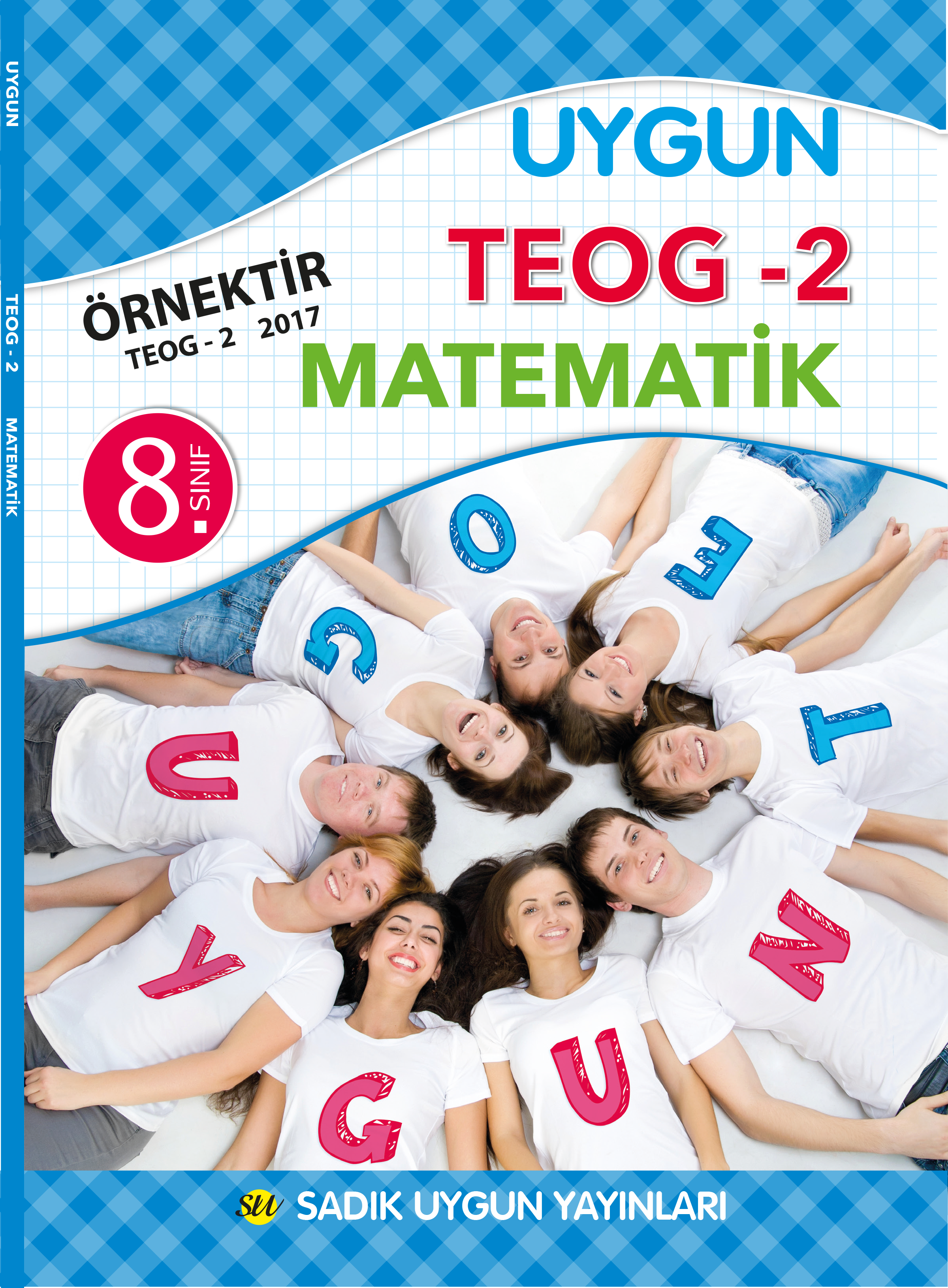 Uygun TEOG 2- Matematik Kitabı 8. Sınıf