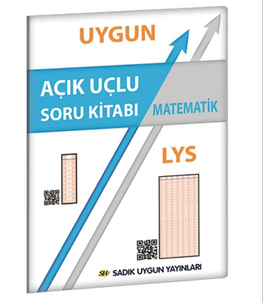 Uygun LYS – Matematik Açık Uçlu Soru Kitabı