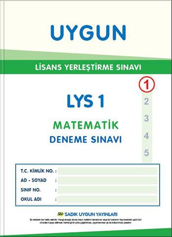 LYS Deneme Sınavı – 1 (Matematik)