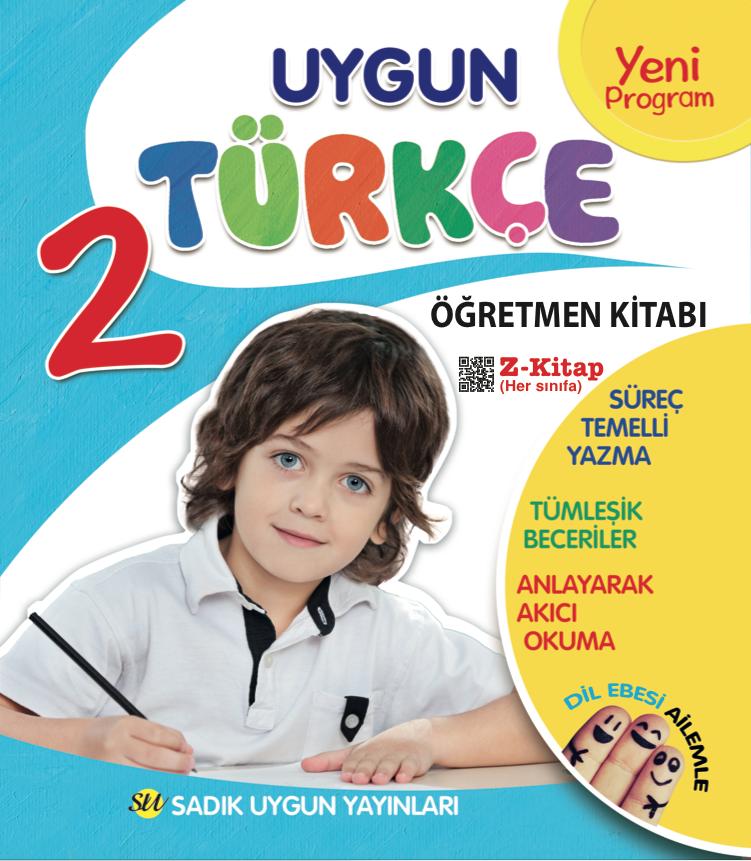 Uygun Türkçe 2 – Öğretmen Kitabı