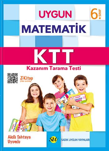 Matematik Kazanım Tarama Testi 6. Sınıf