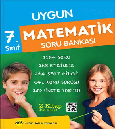 Matematik Soru Bankası 7. Sınıf