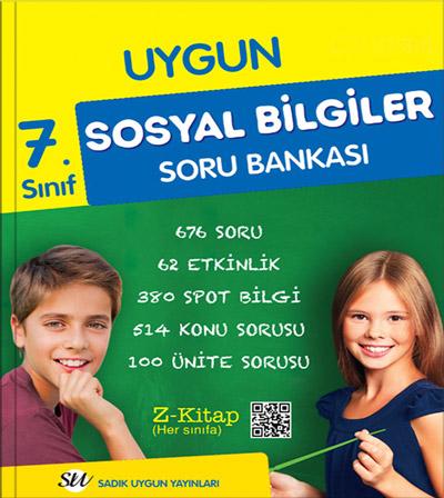 Sosyal Bilgiler Soru Bankası 7. Sınıf