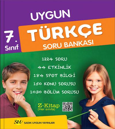 Türkçe Soru Bankası 7. Sınıf