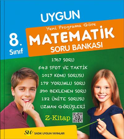 Matematik Soru Bankası 8. Sınıf