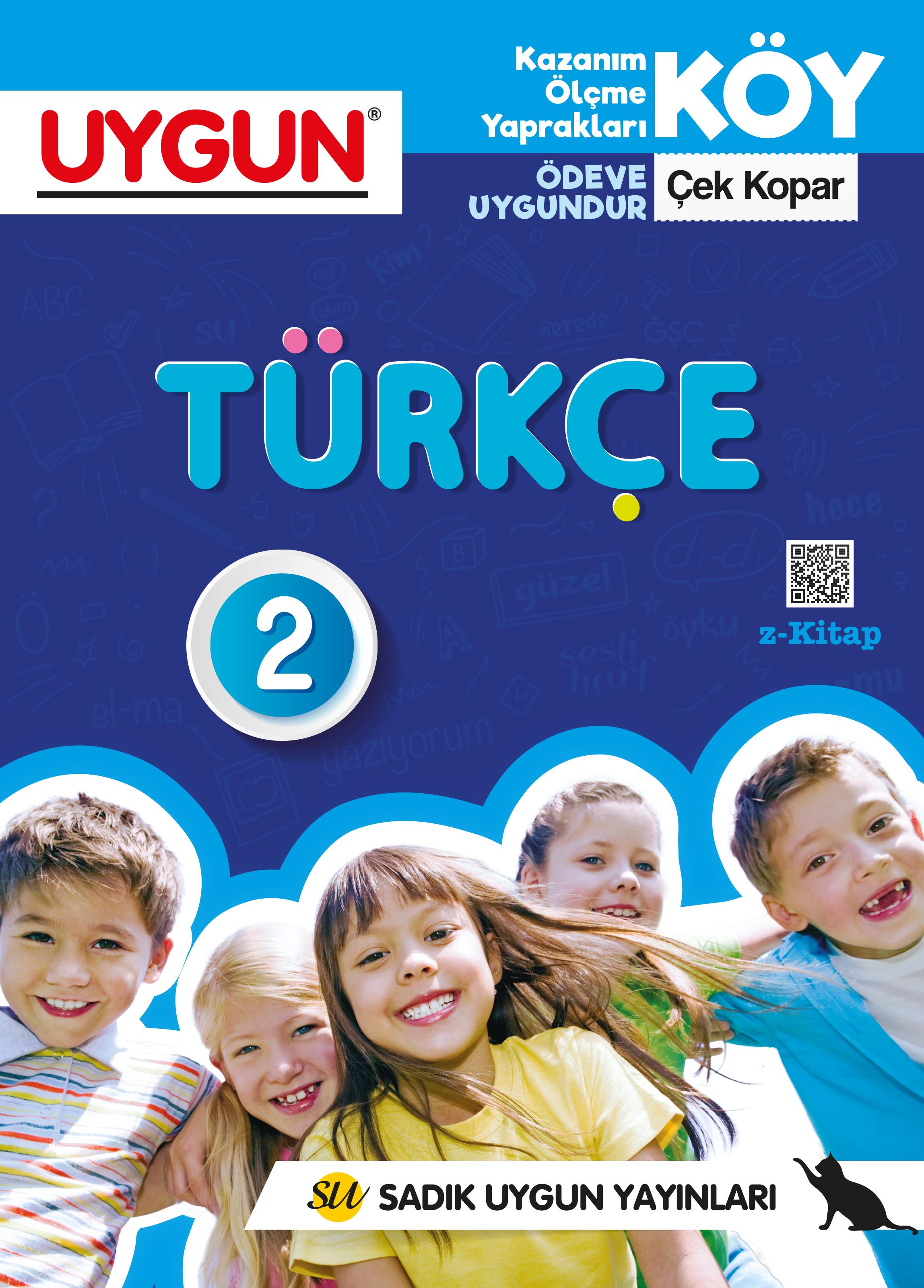 UYGUN – KÖY Türkçe 2. Sınıf