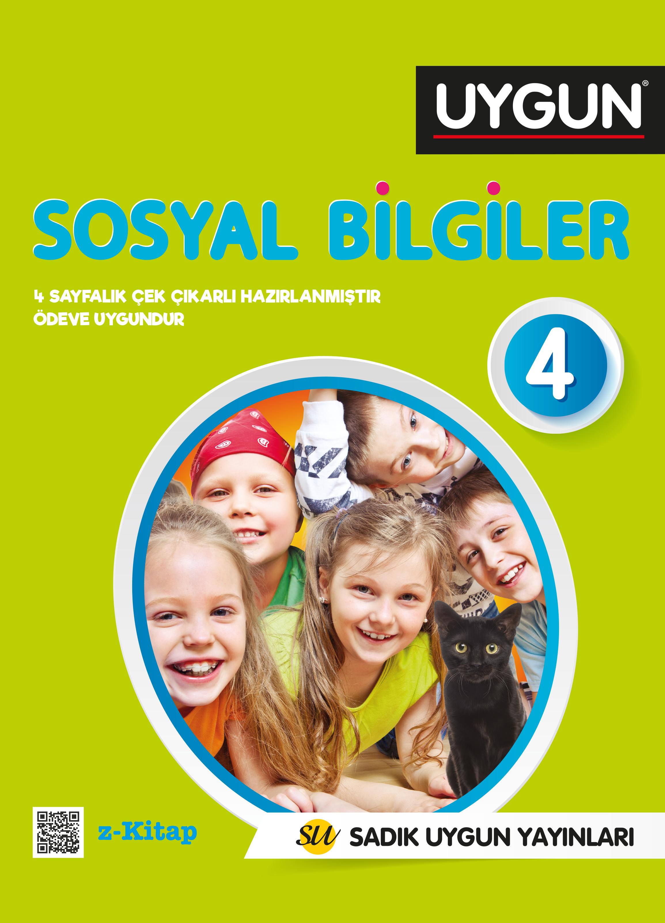 Sosyal Bilgiler 4. Sınıf