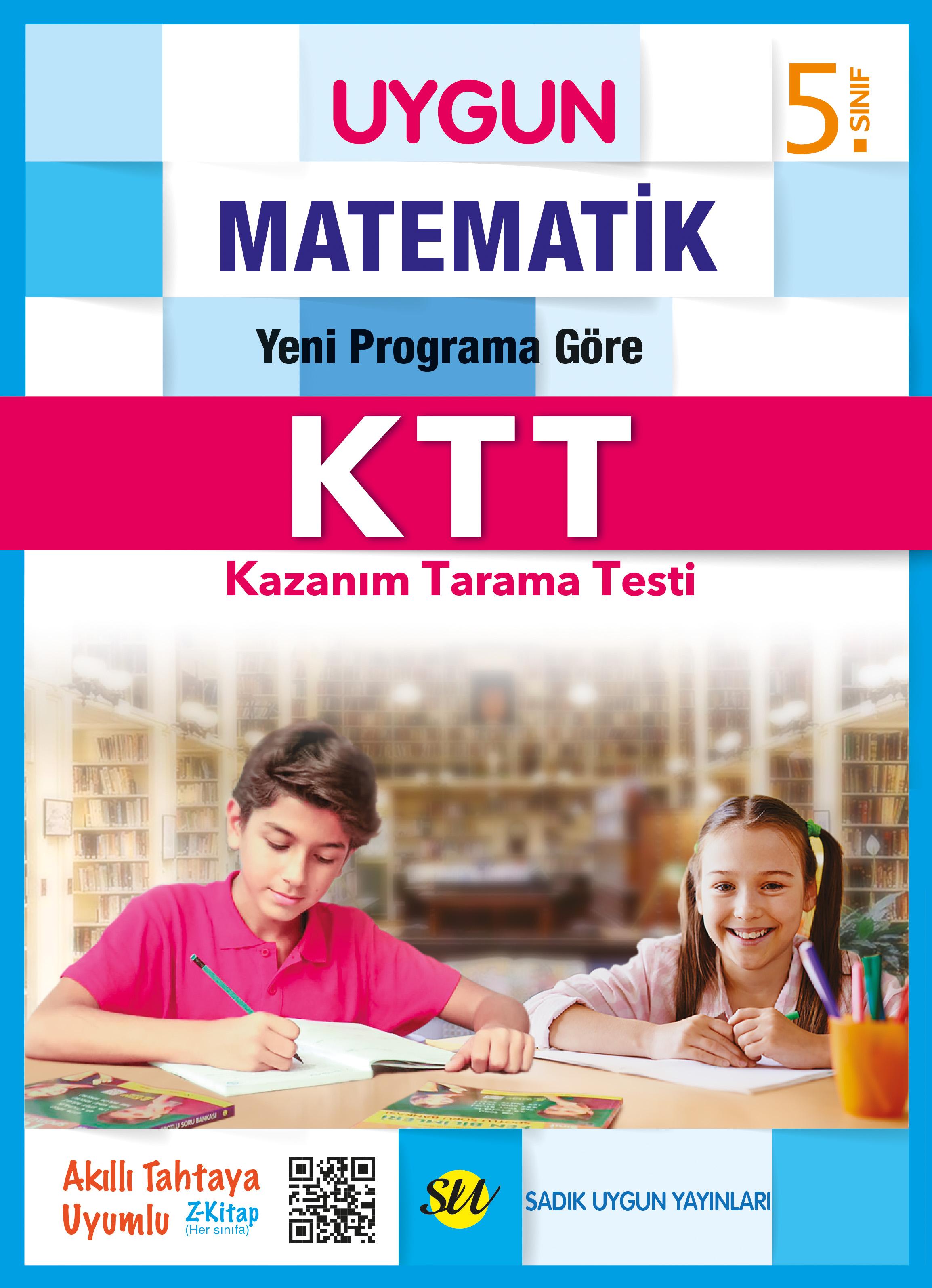 Matematik Kazanım Tarama Testi 5. Sınıf