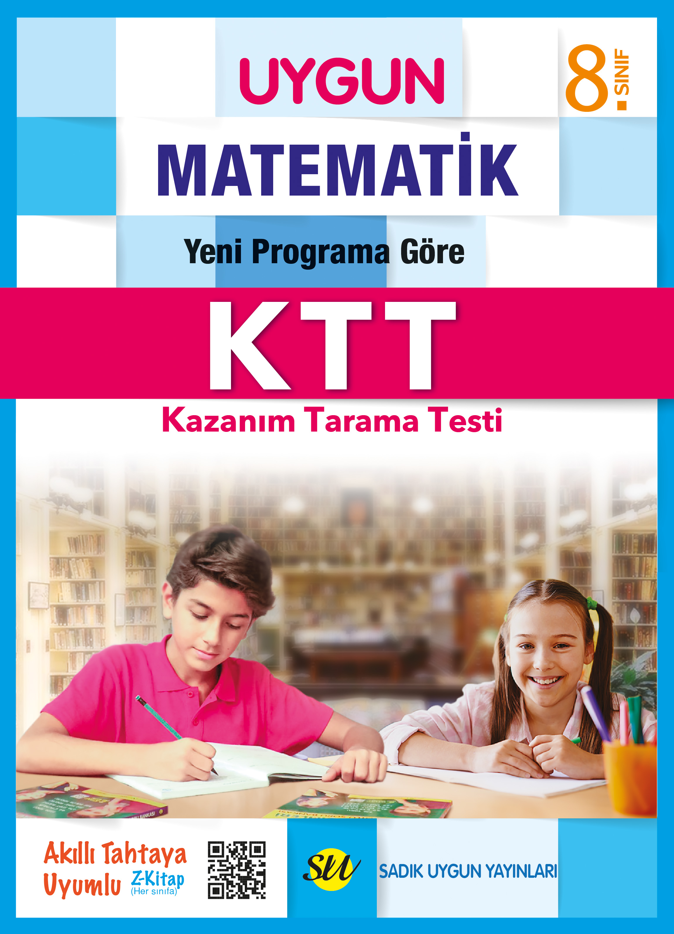 KTT Matematik (Kazanım Tarama Testleri) Kitabı 8. Sınıf
