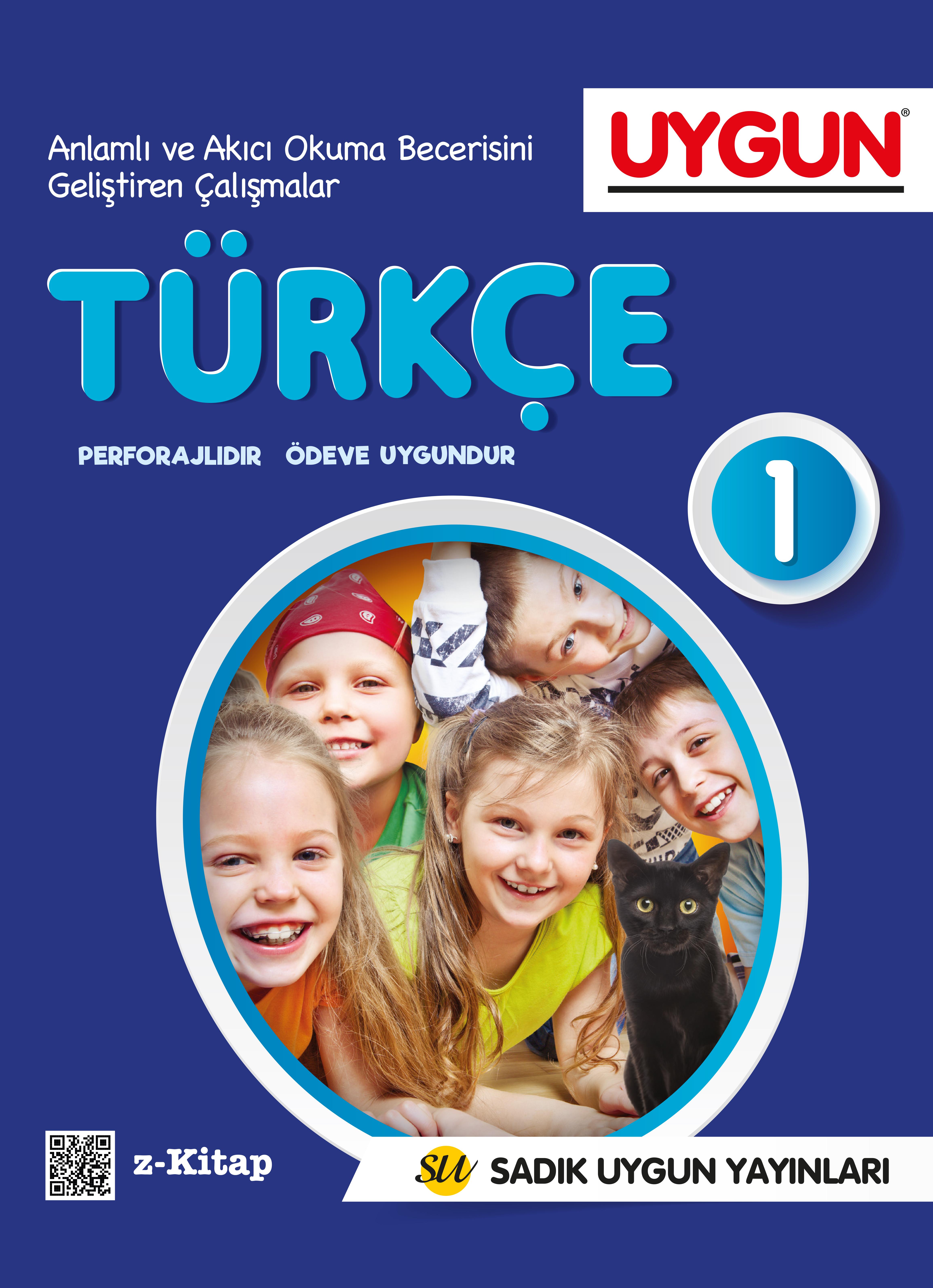 Uygun Türkçe 1. Sınıf