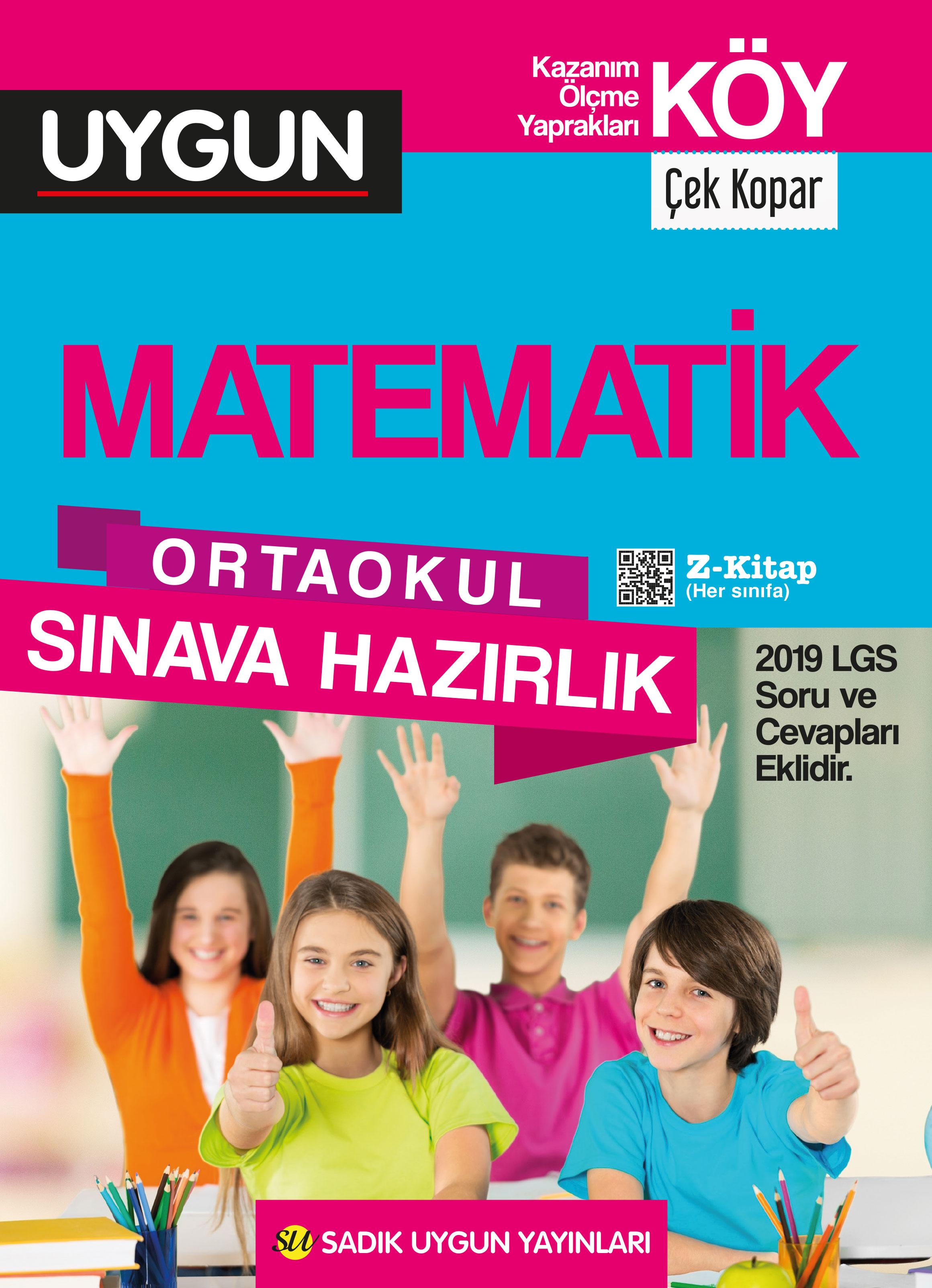 8 KÖY Matematik