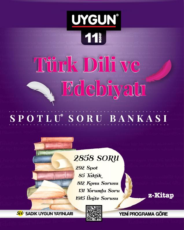 11.Sınıf Spotlu Türk Dili Ve Edebiyatı
