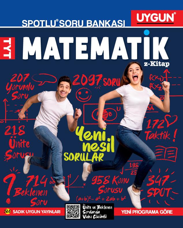 12. Sınıf Spotlu Matematik TYT