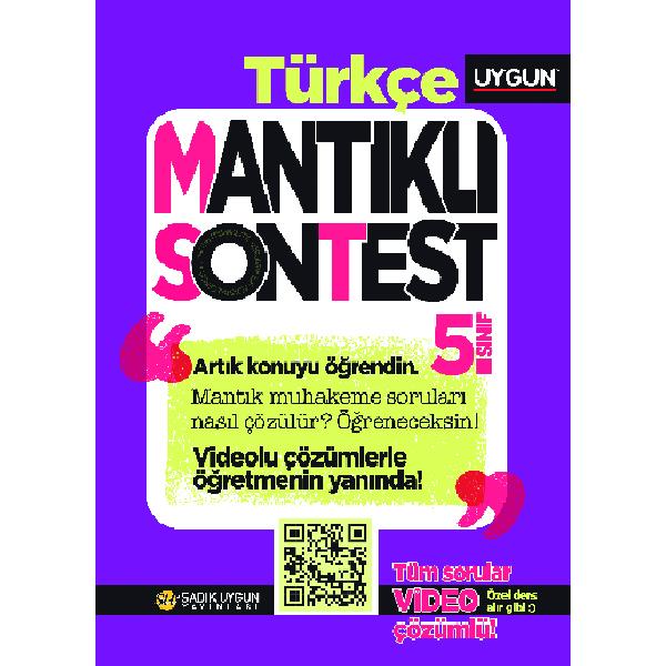 UYGUN – Mantıklı Son Test – Türkçe 5. Sınıf