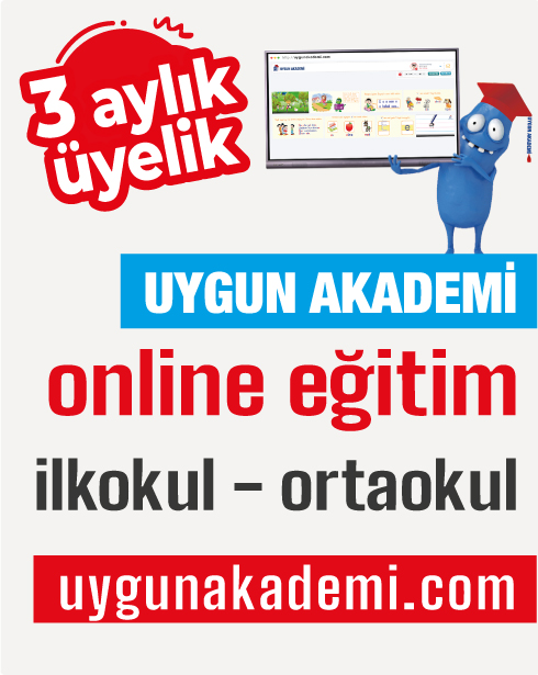 Uygun Akademi – Online Eğitim – 3 Aylık – Öğrenci Üyelik